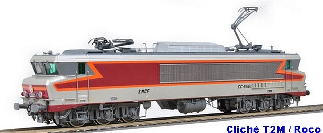Roco CC 6561 3ème sous série persienne inox 1407121103158789712383351