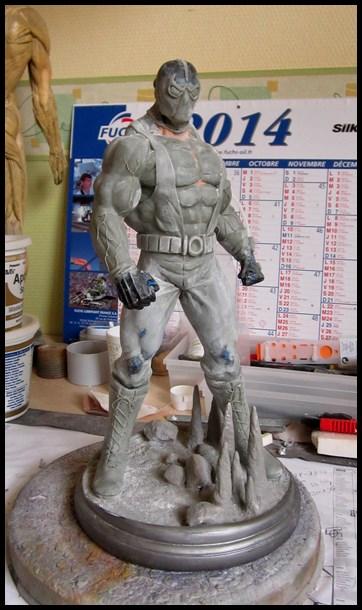 Bane statue (custom) 14071506253216083612389358