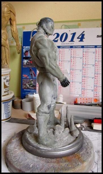 Bane statue (custom) 14071506253516083612389359