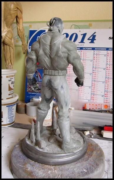 Bane statue (custom) 14071506253616083612389361