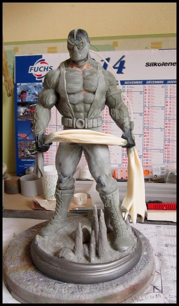 Bane statue (custom) 14071506254116083612389364