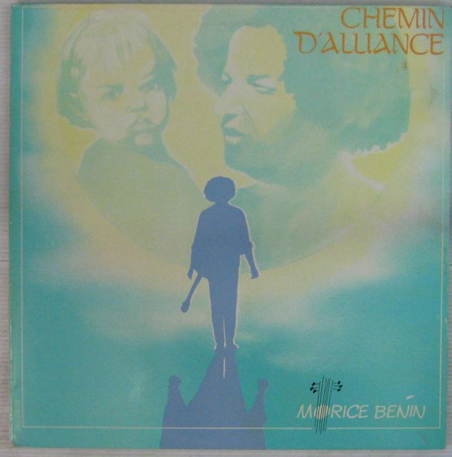 BENIN MÔRICE - Chemin d'alliance - LP Gatefold