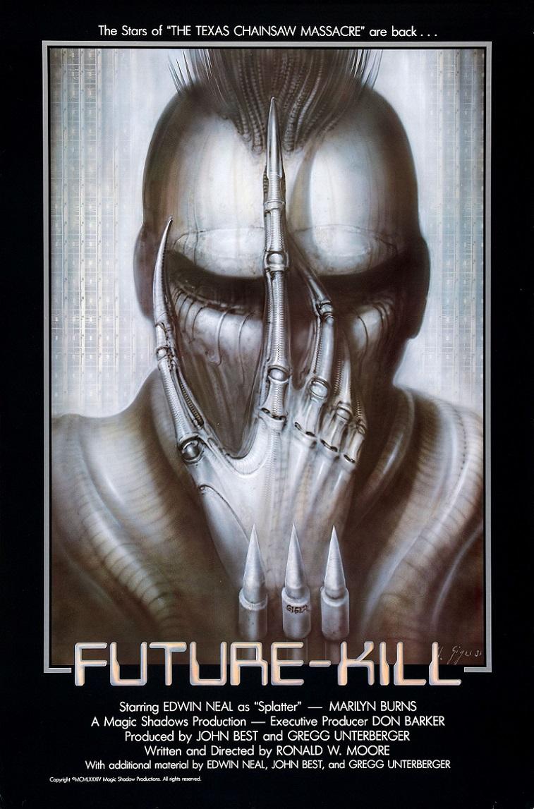 L'AFFICHE : FUTURE-KILL (1985) dans CINÉMA 14071610421215263612390561