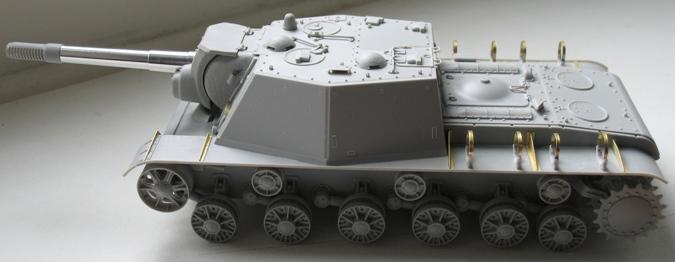 KV-14(SU-152) late  Trumpeter 1/35 1407290303306670112419325