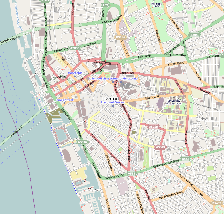 Liverpool_Centre_map