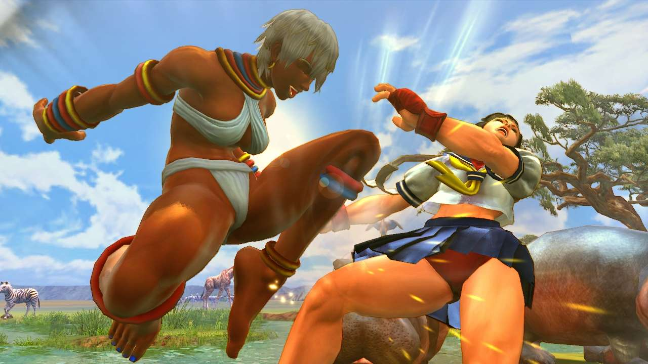 Ultra Street Fighter IV image 1