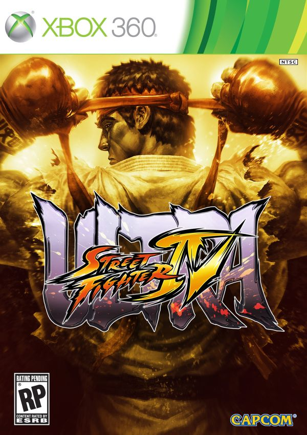 Poster for Ultra Street Fighter IV