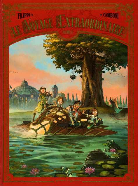 Le Voyage Extraordinaire - 2 tomes