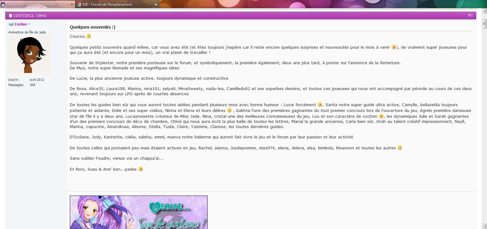 Léa Passion Online - Page 4 14081303455114460612450284