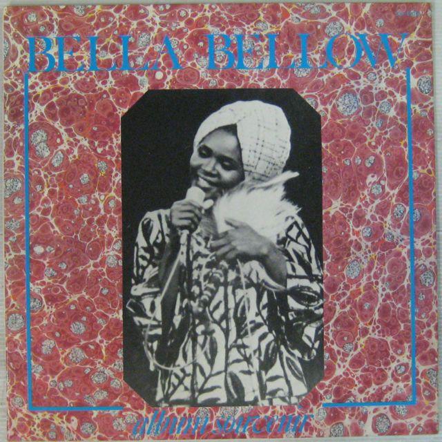 BELLOW BELLA - Album Souvenir - LP Gatefold