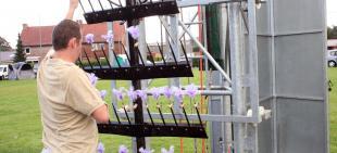 Boogschieten op staande wip in Frans-Vlaanderen 14081311515914196112449881