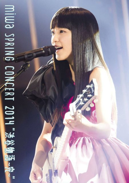 "[1080p] miwa spring concert 2014 ""渋谷物語~完~"" (2014.08.13/MP4/8.57GB)"