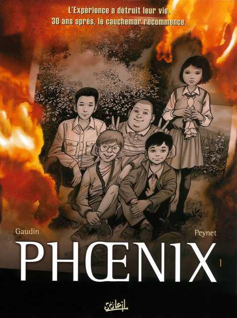 Phoenix - T01 à 03