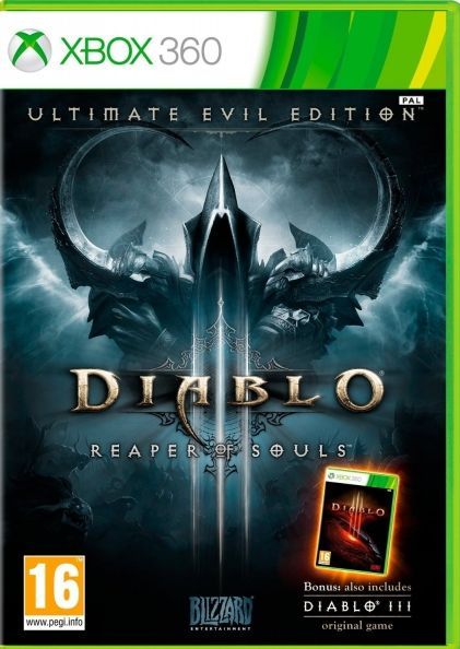 Poster for Diablo III: Ultimate Evil Edition