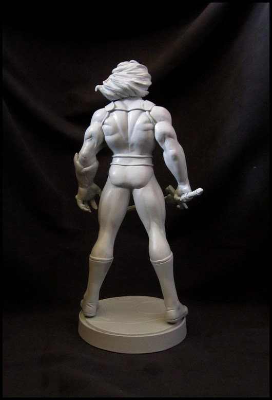 Thundercats Lion-o statue 14081907073616083612464114