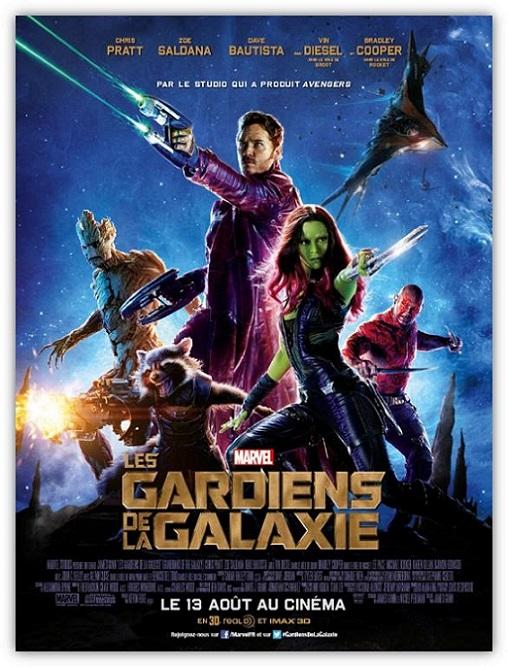 LES GARDIENS DE LA GALAXIE : LA CRITIQUE dans Cinéma 14082108151115263612466834