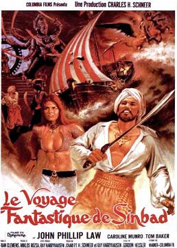 Séquence B.O. : Le Voyage Fantastique de Sinbad (Prelude) dans B.O. 14082404140715263612473107