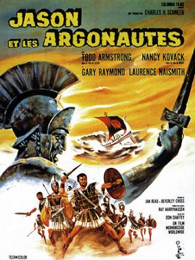 Séquence B.O. : Jason et les Argonautes dans B.O. 14082404190615263612473109