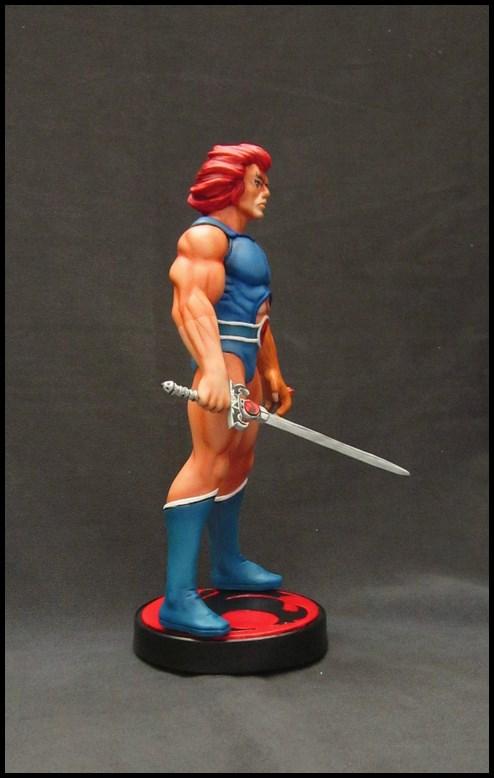 Thundercats Lion-o statue 14082405261016083612474044