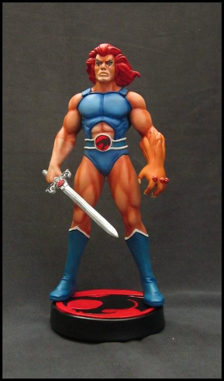 Thundercats Lion-o statue 14082405261716083612474048