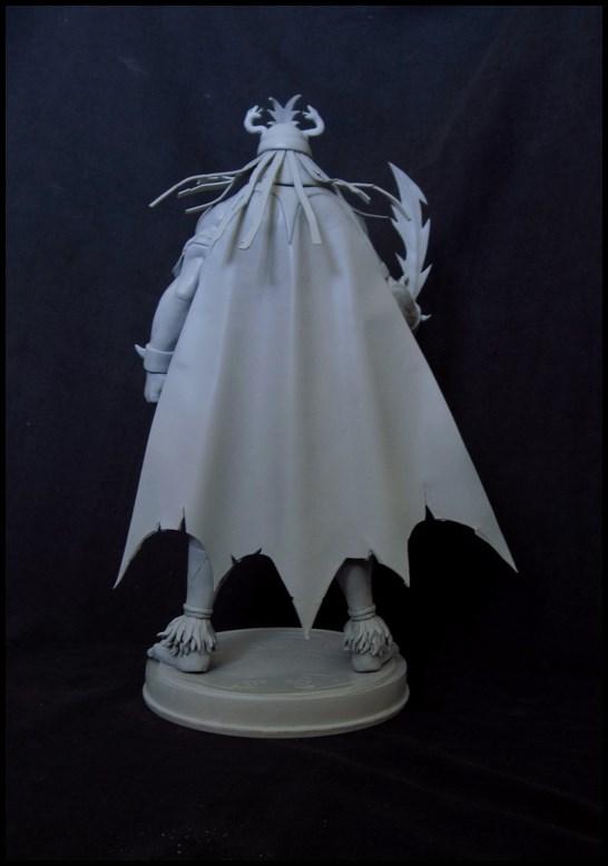 Thundercats : Mumm-ra statue 14083007571516083612488309