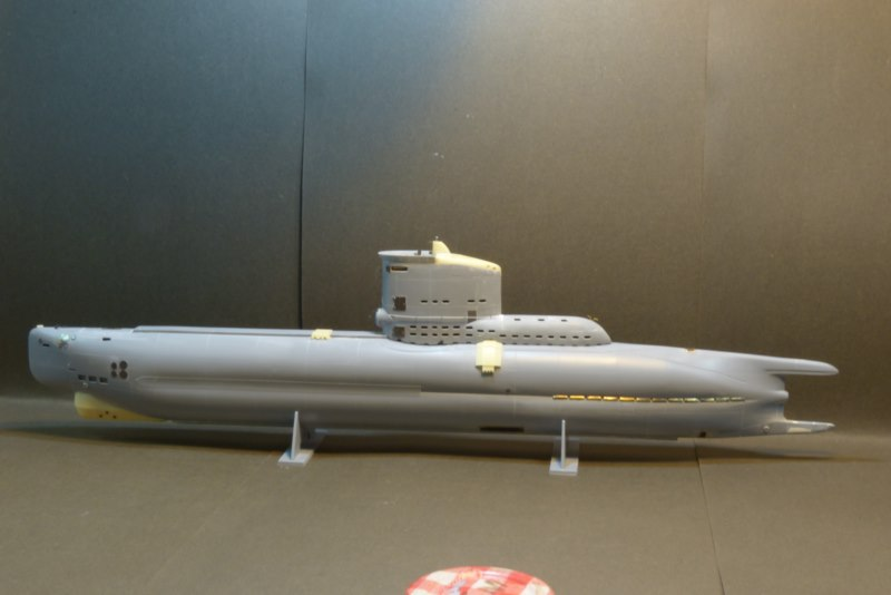 """U-BOOT type XXIII """"spécial navy"""" 1/72 - Page 2 1408310845509667012491264"""