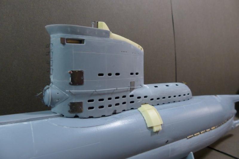 """U-BOOT type XXIII """"spécial navy"""" 1/72 - Page 2 1408310845589667012491265"""