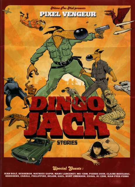 Dingo Jack stories
