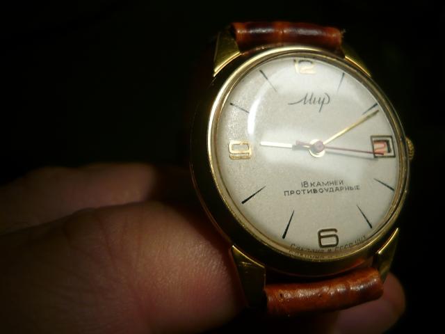 les montres Mir 14090211394017735412496250