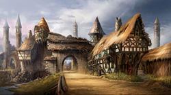Village caché de Kurain