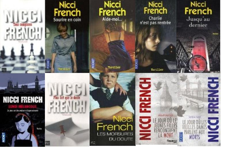 NICCI - 10 ebooks