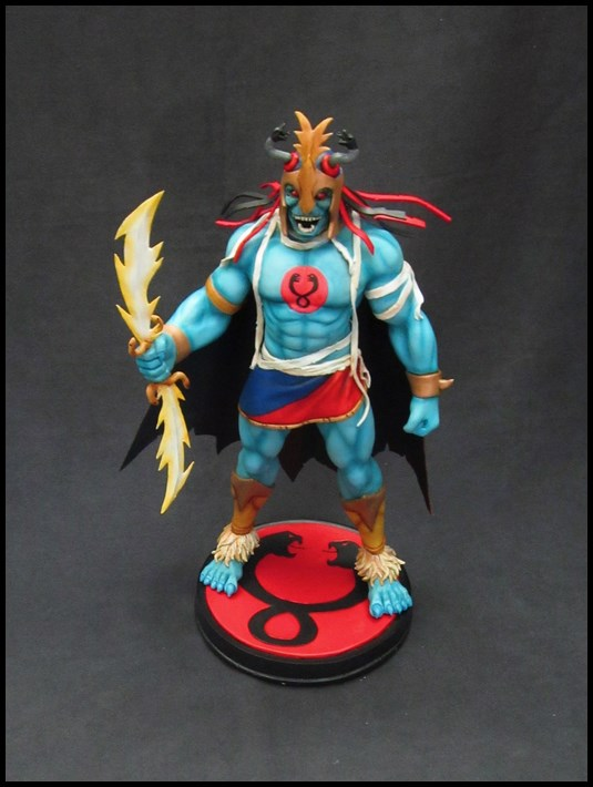Thundercats : Mumm-ra statue 14090503461416083612501924