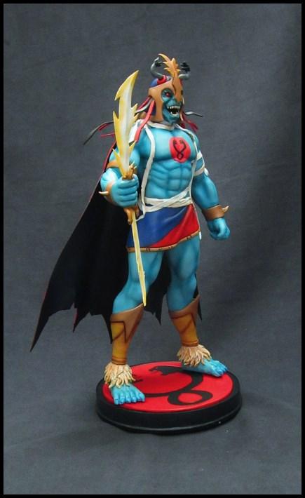 Thundercats : Mumm-ra statue 14090503461716083612501926