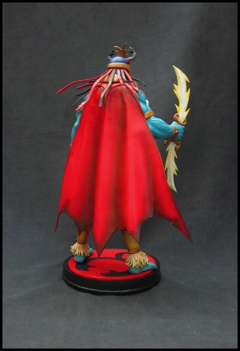 Thundercats : Mumm-ra statue 14090503461916083612501927
