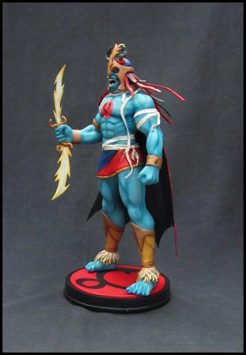Thundercats : Mumm-ra statue 14090503462116083612501929