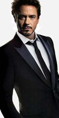 [Last] Tony Stark