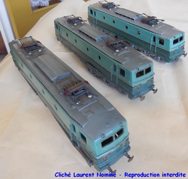 Les modèles bronze ; première période 1409060720208789712504441