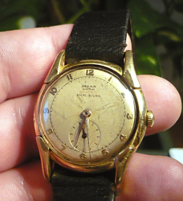 montre vintage suisse Gerka 14090807313317735412509282