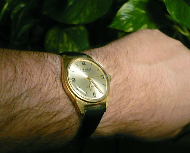 montre vintage allemande Kienzle 14090807314917735412509285