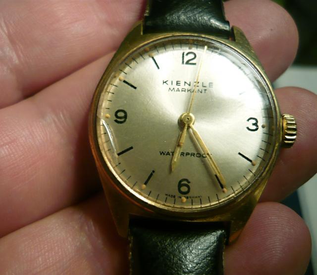 montre vintage allemande Kienzle 14090807315517735412509287