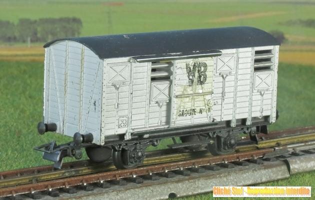 Wagons couverts 2 essieux zamak 1409081128088789712509974