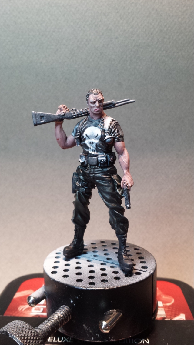 The punisher - Knight model 14090908372214336412511793
