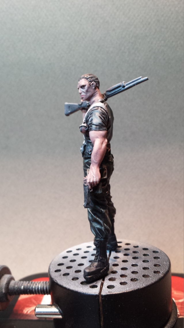 The punisher - Knight model 14090908374114336412511794