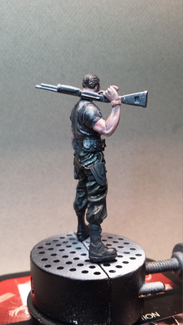 The punisher - Knight model 14090908380014336412511795