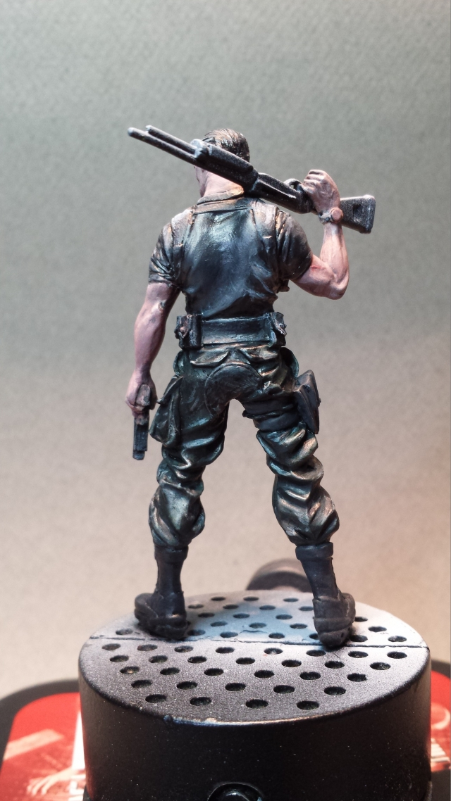 The punisher - Knight model 14090908382214336412511796