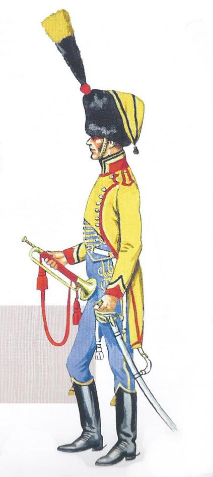 Trompettes du 9ème Hussards 1409130631173593412519615