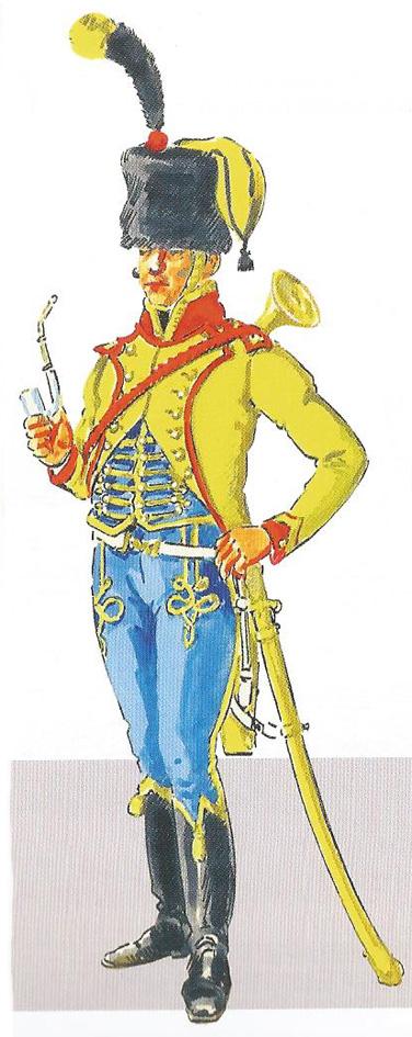 Trompettes du 9ème Hussards 1409130631193593412519616