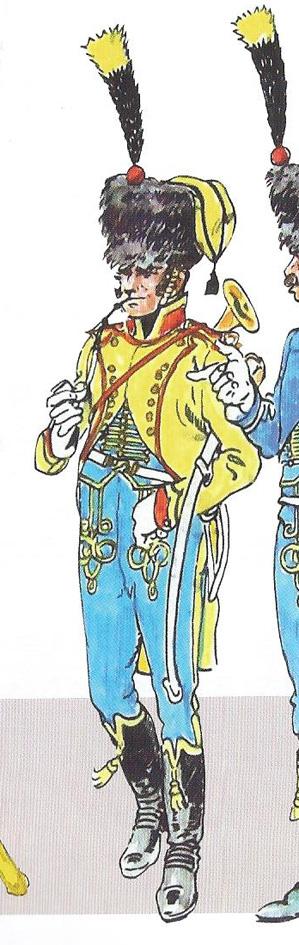 Trompettes du 9ème Hussards 1409130631203593412519617