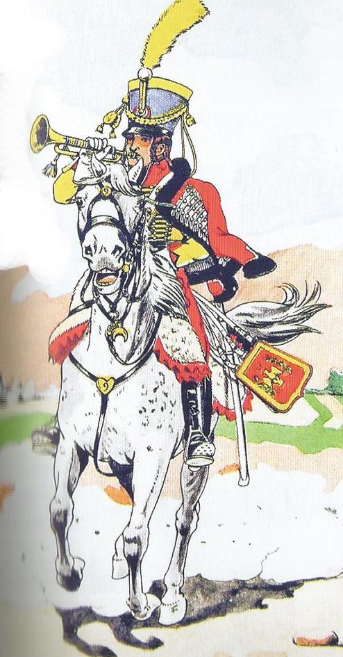 Trompettes du 9ème Hussards 1409130632153593412519619