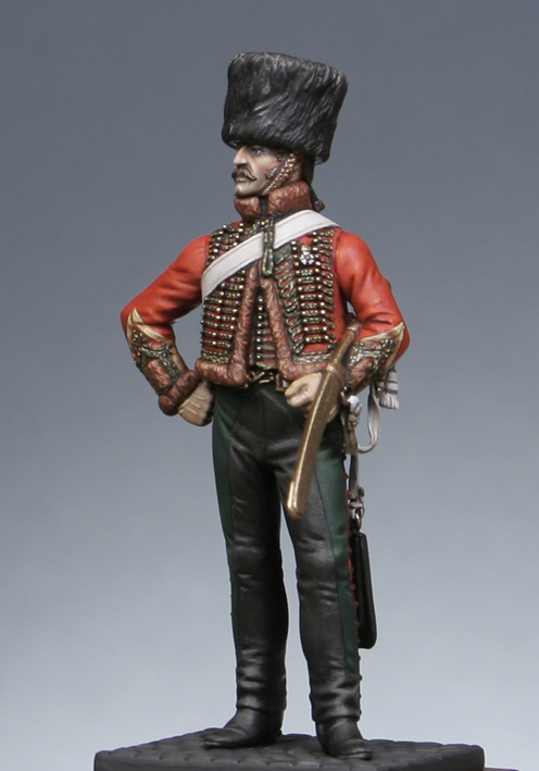 Trompettes du 9ème Hussards 1409130706253593412519647